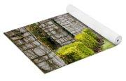 Idyllic Garden Yoga Mat