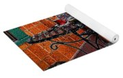 Impressionism The Looney Bean Cafe  Yoga Mat