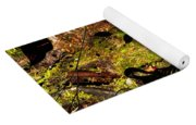 Impressions - Forest - Flowers Yoga Mat