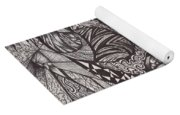 Ink Unfolding Yoga Mat