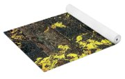 Into The Fall Yoga Mat