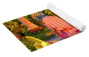 Invitation To Florida Sunset Yoga Mat