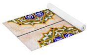 Islamic Tiles 03 Yoga Mat