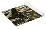 Island Lizards Four Yoga Mat