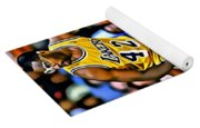 James Worthy Yoga Mat