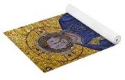 Jesus Christ Mosaic Yoga Mat