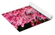 Joe Pye Weed Yoga Mat