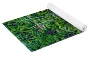 Jungle Homestead Paint Version Yoga Mat