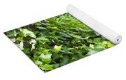 Jungle Vines Yoga Mat