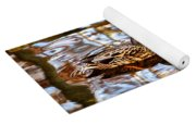 Jungle Water Yoga Mat