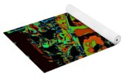 Jwinter #10 Enhanced Colors 1 Yoga Mat
