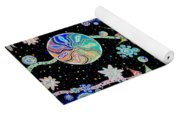 Kalafu In Space Yoga Mat