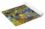 Kanaka Creek In The Fall Yoga Mat