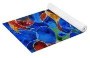 Koi Pond 2 - Liquid Fish Love Art Yoga Mat
