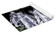 Korean War Veterans Memorial Washington Yoga Mat