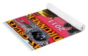 L C Rodrunner Car Show Poster Yoga Mat
