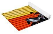 La Motocicleta Yoga Mat