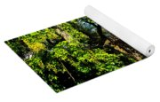 Laburnum By The River Yoga Mat