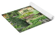 Lake Como Morning Yoga Mat