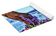 Lake View On Lake Tahoe By Diana Sainz Yoga Mat