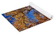 Larch Tree Frames Prusik Peak Yoga Mat