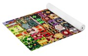 Larg Blocks Digital - Various Colors I Yoga Mat