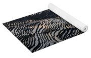 Large Scale Of Rice Terrace Yoga Mat