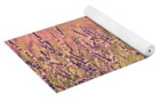 Lavender Dreams Yoga Mat