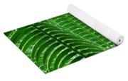 Layered Ferns I Yoga Mat