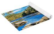 Lazy River Afternoon Yoga Mat