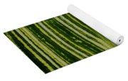 Leaf Lines Yoga Mat