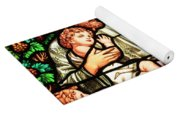 Let The Children Come To Me Yoga Mat