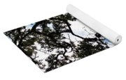 Light In The Trees Yoga Mat