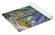 Light Into The Bloom Yoga Mat