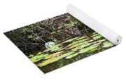 Lily Pads 1 Yoga Mat