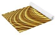 Liquid Gold 1 Yoga Mat
