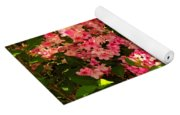 Lost In Pink Yoga Mat