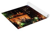 Love At Night Yoga Mat