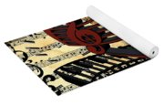Love Of Music  Yoga Mat