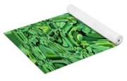 Lucky Clovers Yoga Mat