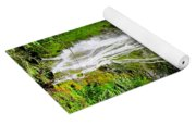 Madison Creek Falls Yoga Mat