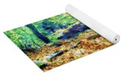 Magic Stone Circle Yoga Mat