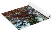 Maine Cottage In Spring Yoga Mat