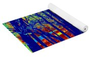 Many Trees II Yoga Mat