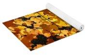 Maple Gold Yoga Mat