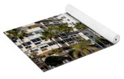 Marbella Apartment Buildings Yoga Mat