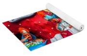Mardi Gras Float 2 Yoga Mat