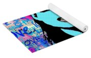 Marilyn Monroe.  Loved And Lost. Loved Again Yoga Mat
