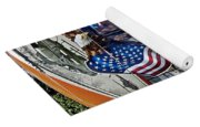 Marine And Wounded Warrior Yoga Mat