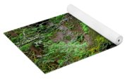 Marymere Falls - Full View Yoga Mat